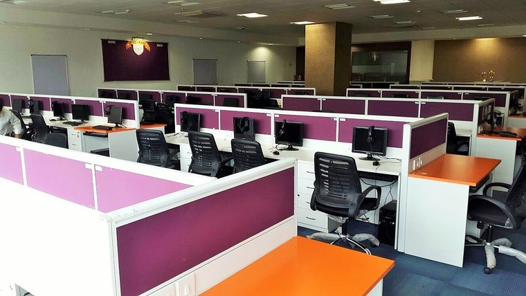 BPO Space at Wagle Estate Thane