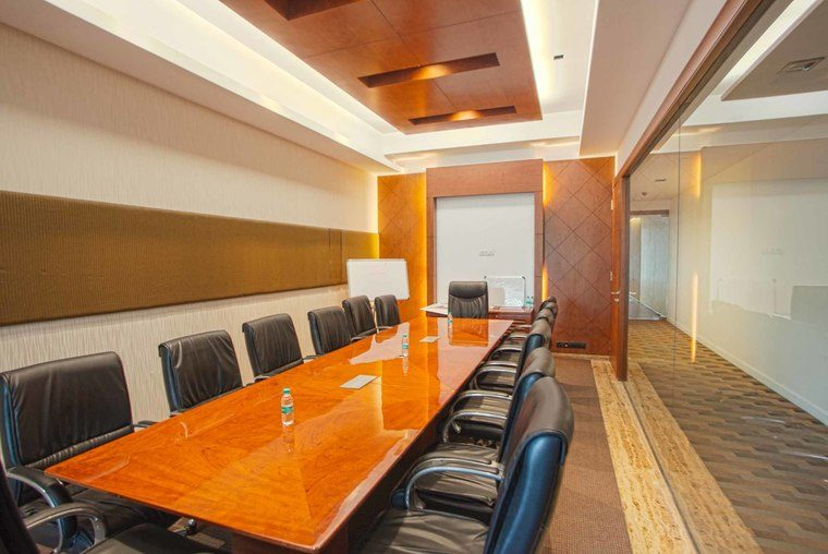 Corporate Board Room at Lower Parel