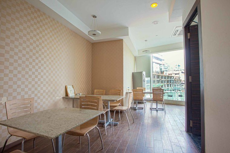 Shared Team Space at Lower Parel