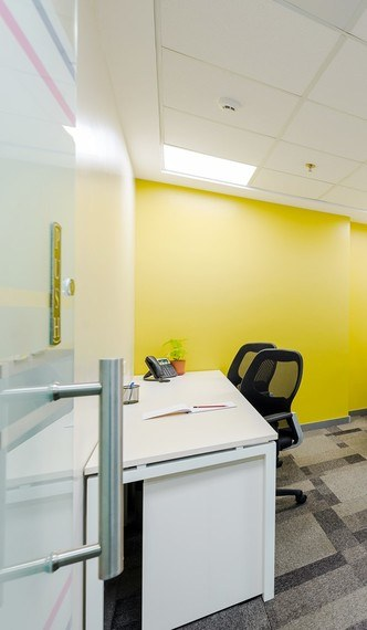 Small 2 Seater Team Office at Pheonix Mall Kurla