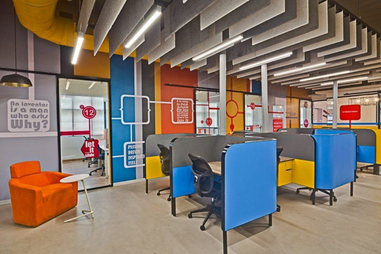Fixed shared desks at connaught place new delhi - Shared office space for rent ...